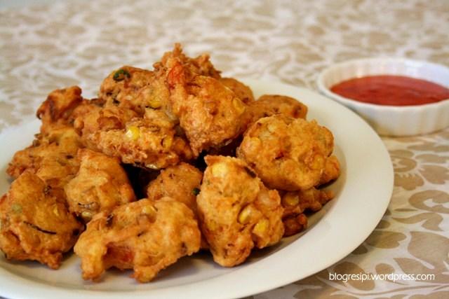 Cucur Udang (Prawn Fritters) Recipe — Dishmaps