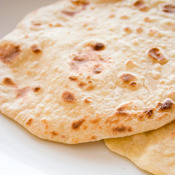 How To Make Indian Food Chapati