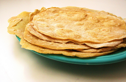 Chapati | No More Microwaves